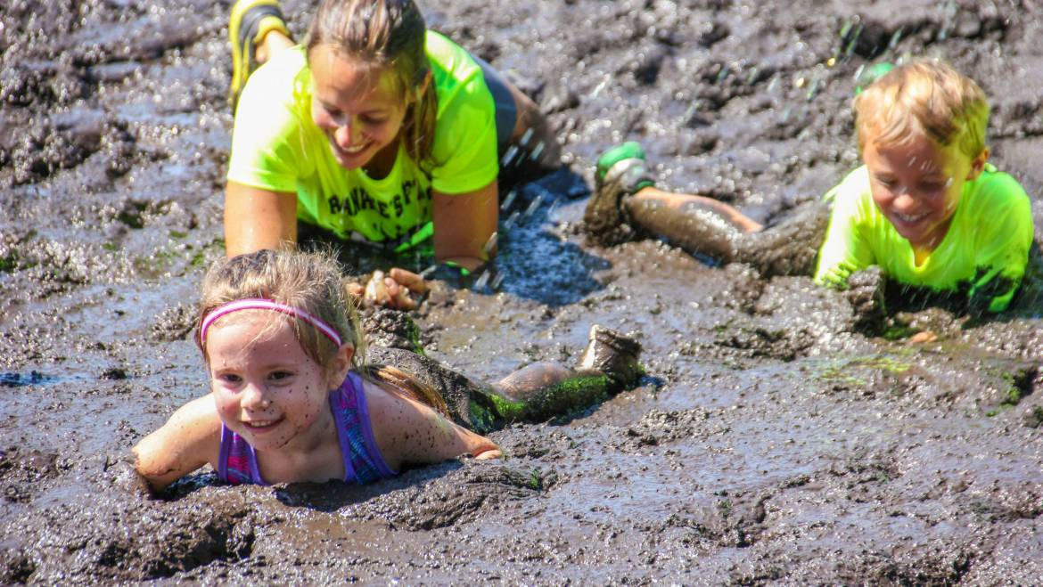 Cleaning Your Shoes (If You Still Want Them) After A Family Mud Run