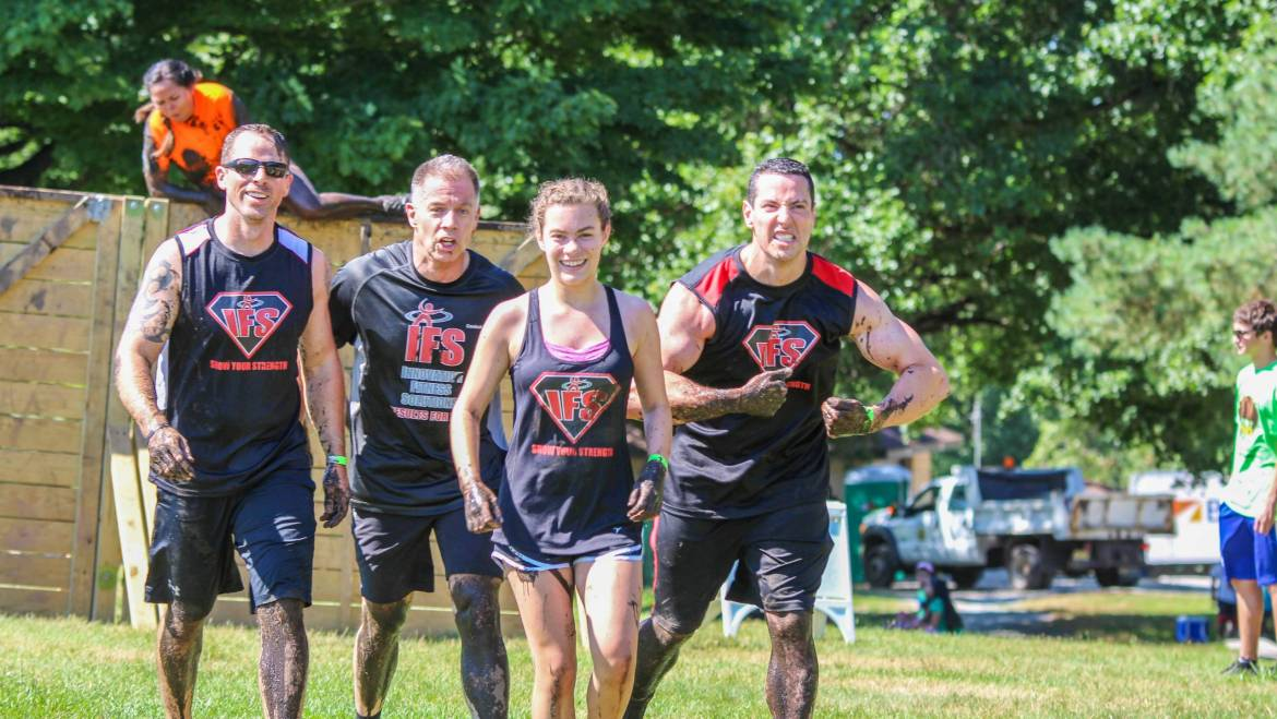 Re-Energize Your Running Habit With A Family Mud Run