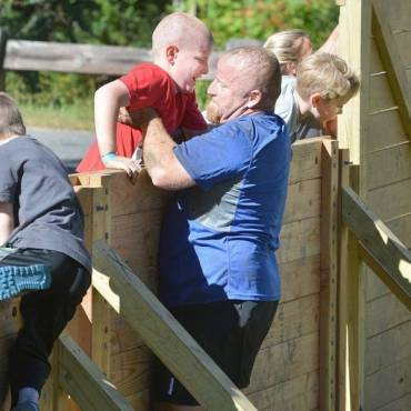 Team Building With A Mud Run Event