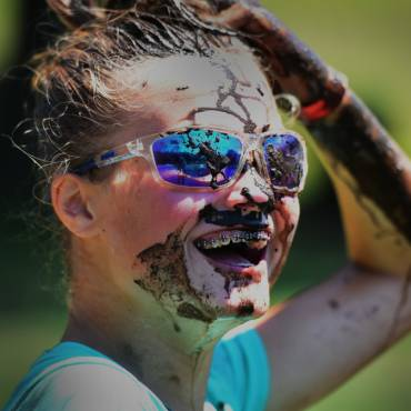 Photos: Getting Muddy For A Cause in the 6th Annual Mud Run