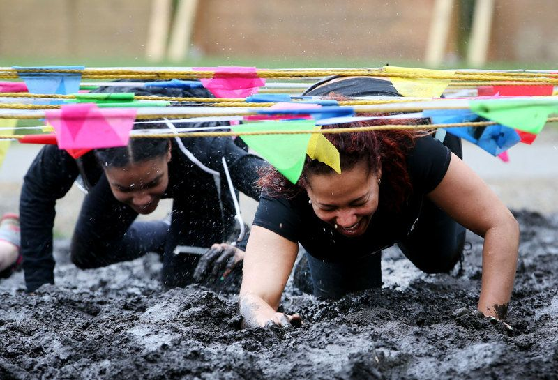Your First Mud Run on News 12