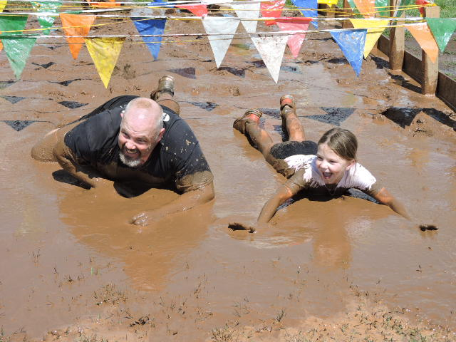 "South Plainfield's Riley School PTSO Hosts ""Your First Mud Run"""