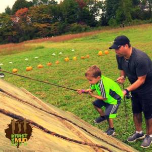 kid friendly mud run