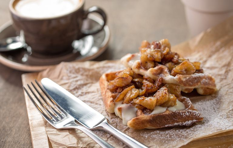 14 Waffle Recipes That Will Spice Up Your Kids Mud Run Preparation