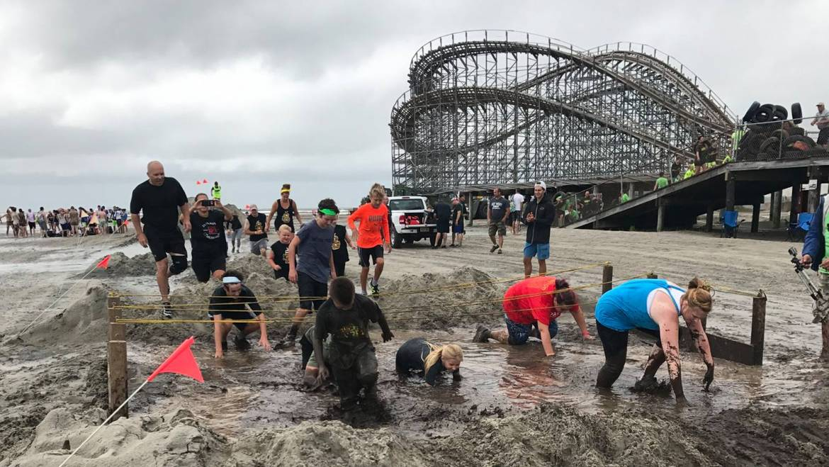 What to Bring to a Kids Mud Run & Kids Obstacle Course Race on the Beach