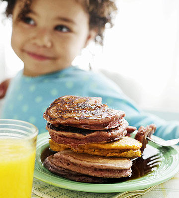 Quick Breakfast Ideas Before A Kids Mud Run