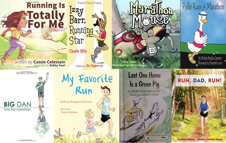 Get Your Kids Excited About A Mud Run Through Books