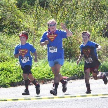 13 Things Only Family Mud Runners Know