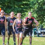 team mud run in PA